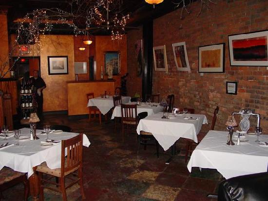 Cynthia's Ristorante: Downstairs Dining Room