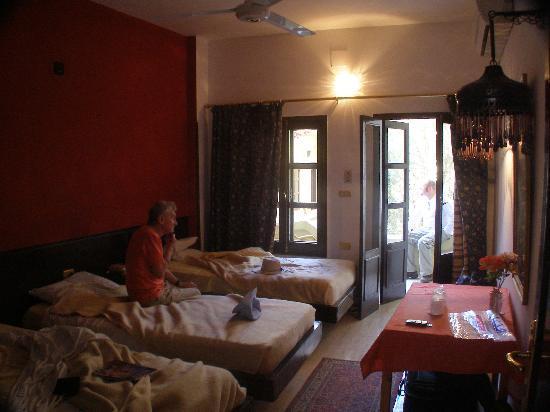 El Nakhil Hotel & Restaurant: room 11