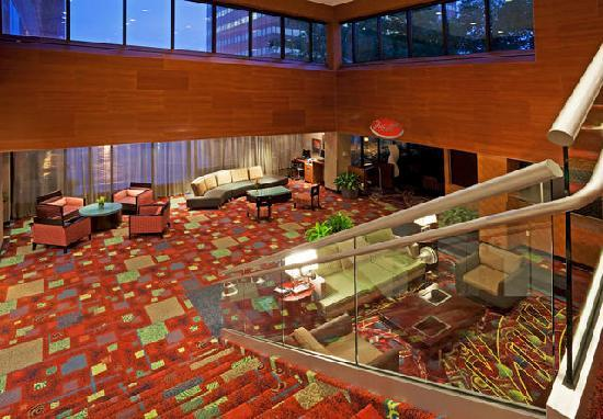 Crowne Plaza MSP Airport - Mall of America: Lobby