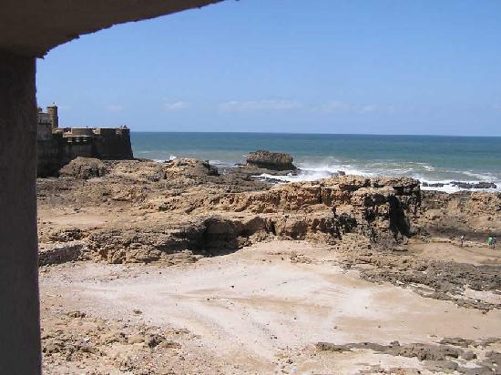 Dar Al Bahar: View from Abla suite