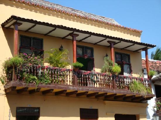 Casa La Fe - a Kali Hotel : Home with beautiful balcony
