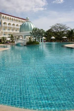 Koh Kong, Kambodja: The pool