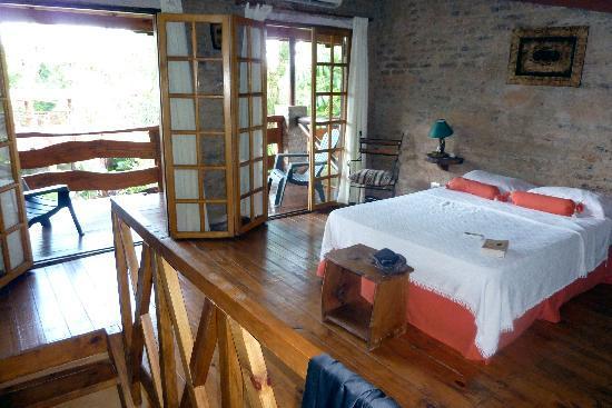 Jasy Hotel: Upstairs bedroom