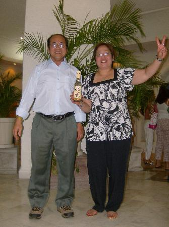 """Tesoro Manzanillo: won Tequila in Talent show """"Rock and Roll"""""""
