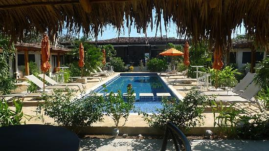 Playa Negra, Costa Rica: The pool
