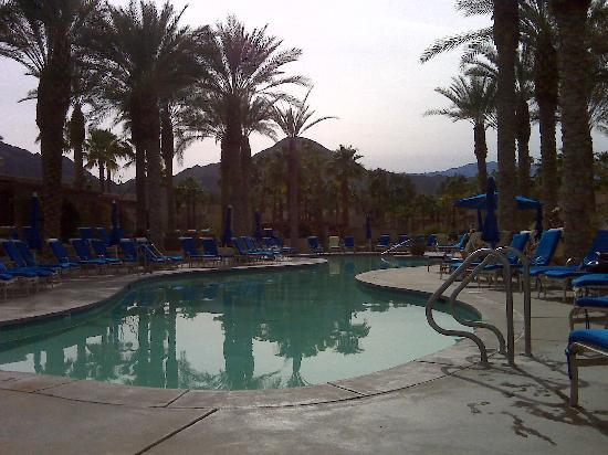 Indian Wells, CA: Adult pool
