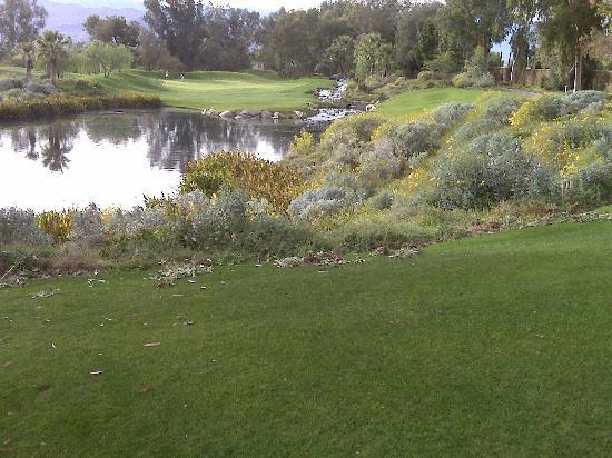 Indian Wells, Californië: Celebrity golf course