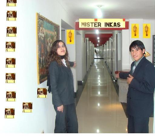 Hotel Misters Inkas: Lindo pasadizo del Misters Inkas