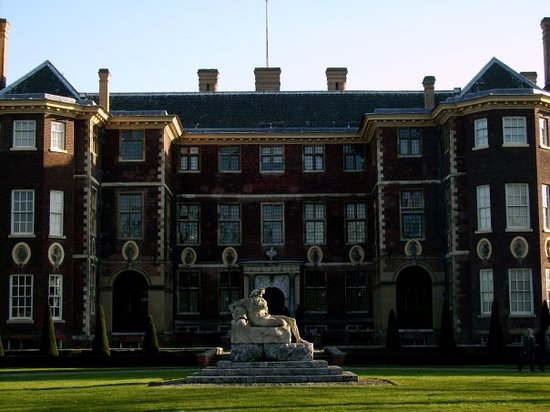 Richmond-upon-Thames, UK: Ham House