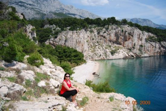 Makarska, Croácia: Croatia may 2009