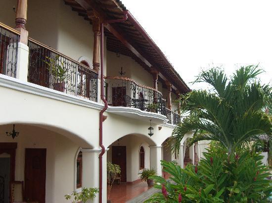 Hotel Xalteva: The condos
