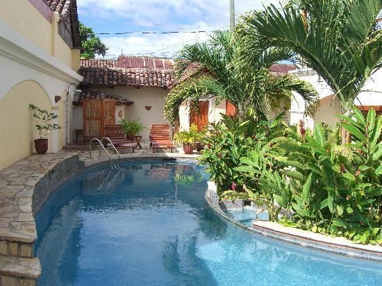 Hotel Xalteva: The pool