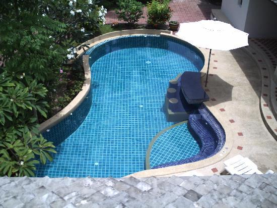 Banyan Villas: Cool Pool.