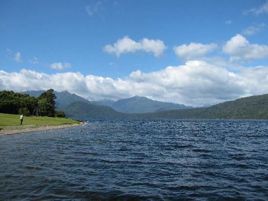 Lake Kaniere Scenic Reserve: Lake Kaniere