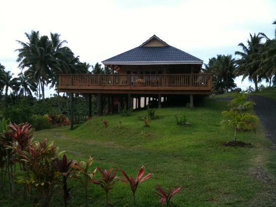 Muri Heights Villas: The Villa