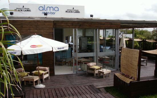 Alma Resto-Bar: fachada