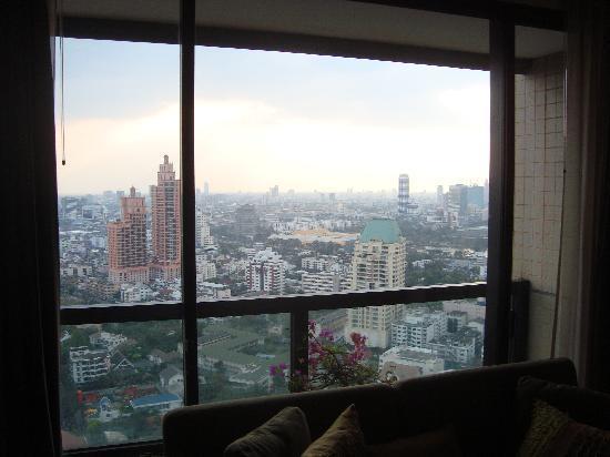 Emporium Suites by Chatrium: the view