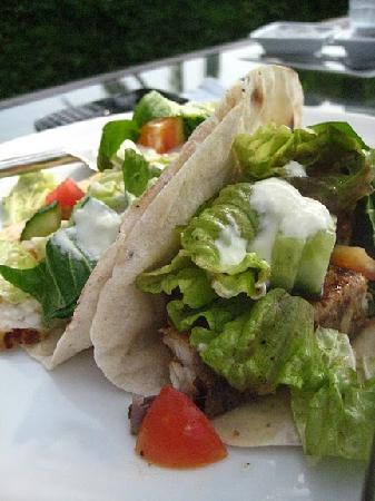 The Frangipani Tree by Edwards Collection: fish burritos - light and fresh