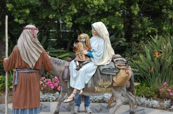"""The Flight to Egypt""