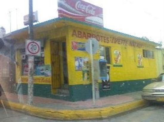 Reynosa, Mexico: Across the border