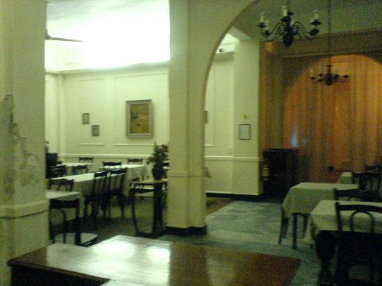 matsalen  på pension roma
