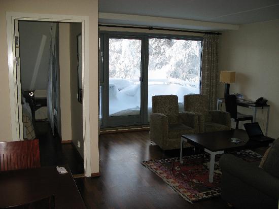 Holmsbu Hotel & Spa: Big room