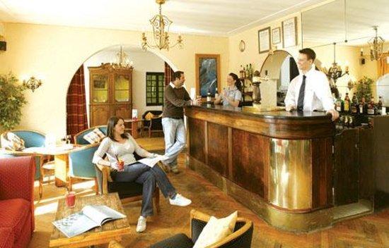 La Sapiniere: Inghams Chalet Hotel Sapnière Bar
