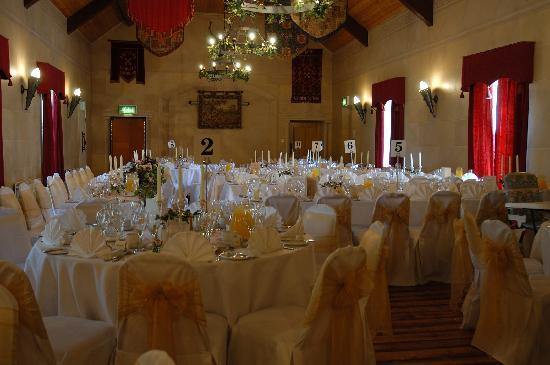 Tullylagan Country House Hotel : 1830 Banqueting Hall