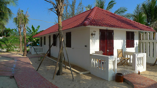 Paris Beach Village Phu Quoc: Bungalow house