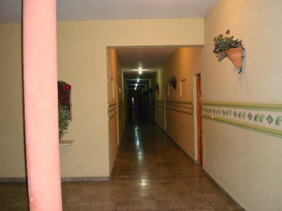 Hotel Guarocuya : Corridoio
