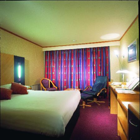 Chichester Park Hotel: Double Bed Room