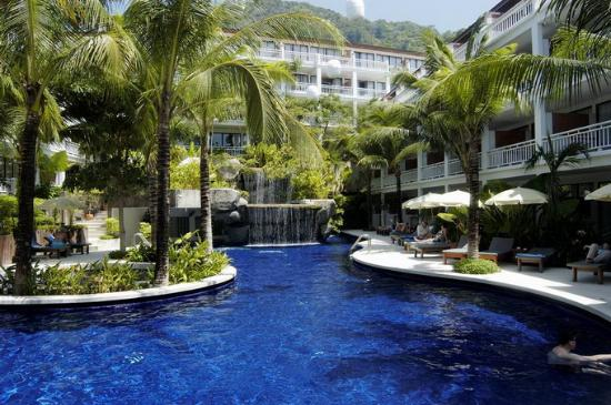 Sunset Beach Resort: Swimming Pool