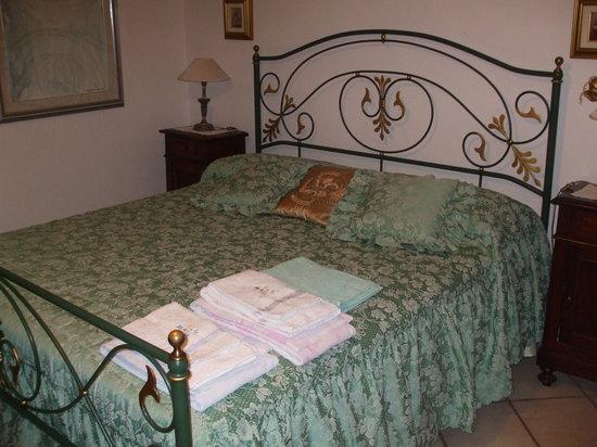 San Benedetto Po, Italy: la camera matrimoniale
