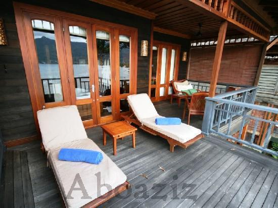 Glacis, Ilhas Seychelles: Room Terrace