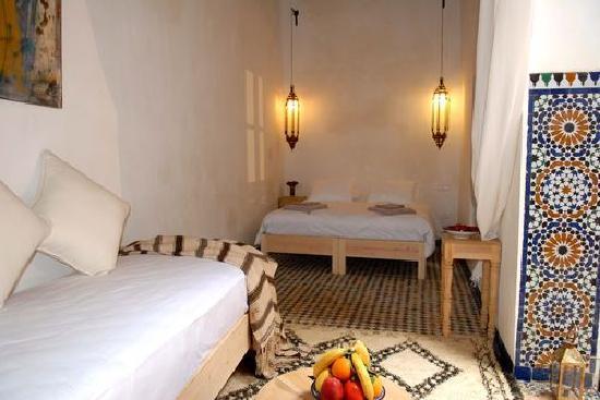 Hotel & Spa Riad Dar Bensouda: Prestige Room of Dar Bensouda