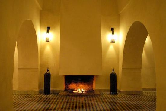 Hotel & Spa Riad Dar Bensouda: Salon