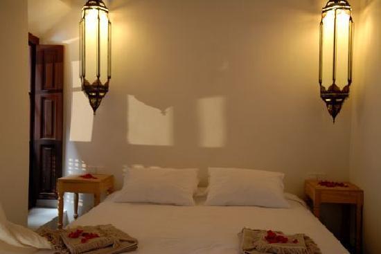 Hotel & Spa Riad Dar Bensouda: Guest room