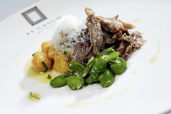 Restaurant El Casco: Una de nuestras especialidades