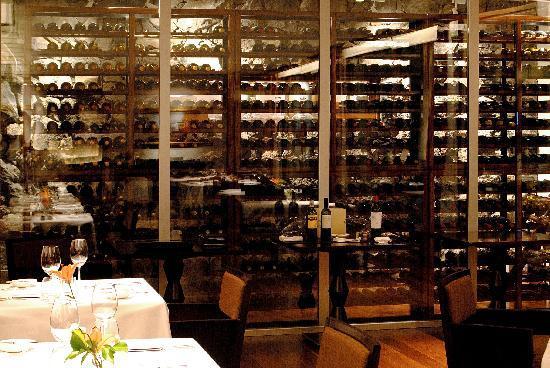 Cava del Restaurant EL CASCO