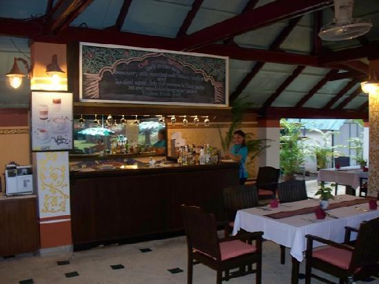 Amora Beach Resort: One of the hotel restaurants