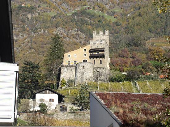 Hotel Alpenhof: castello vicino all'albergo