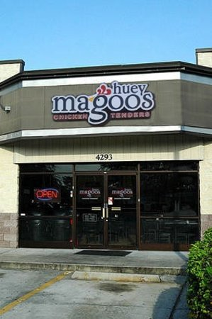 Huey Magoo's: What to look for baby!