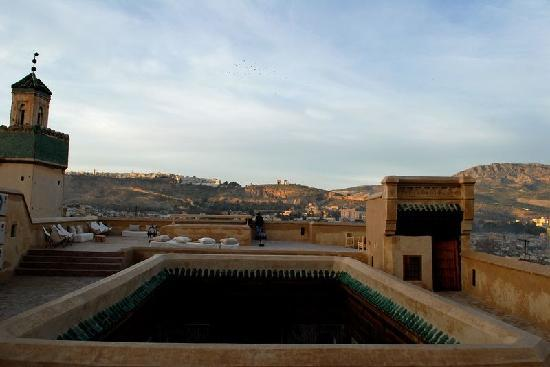 Hotel & Spa Riad Dar Bensouda: Dar Bensouda: Unique View