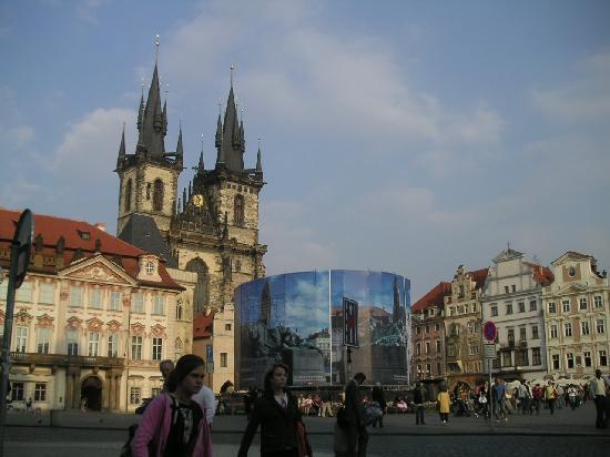 Tsjechië: Praga