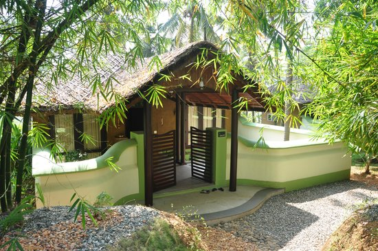 Fragrant Nature Backwater Resort & Ayurveda Spa: Our villa