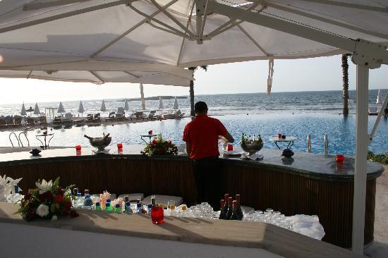 Skhirat, Marrocos: bar