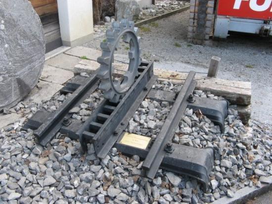 Maennlichenbahn Grindelwald Photo