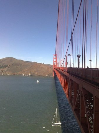 Electric Bike Tour Over the Golden Gate
