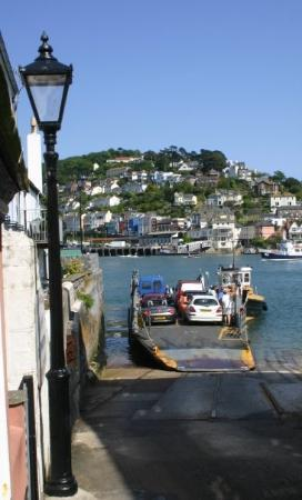 Dartmouth, UK: Lower Ferry