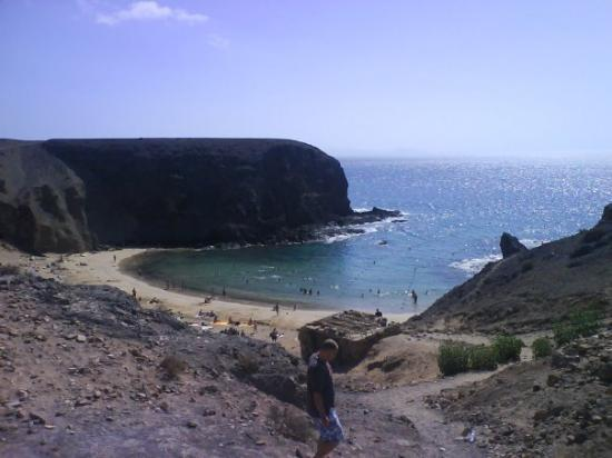 Playa Blanca Picture